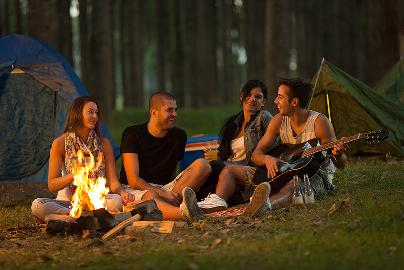 Camping Information and Checklists