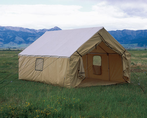 Hunting tent packages from outdoors geek for Montana tent company