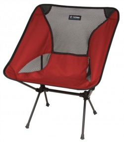 Helinox Red Chair