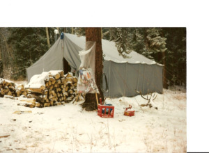 Davis Canvas Wall Tent stove and tarp package  sc 1 st  Outdoors Geek & Heading to the Backcountry for Open Season? Check out our Tips on ...