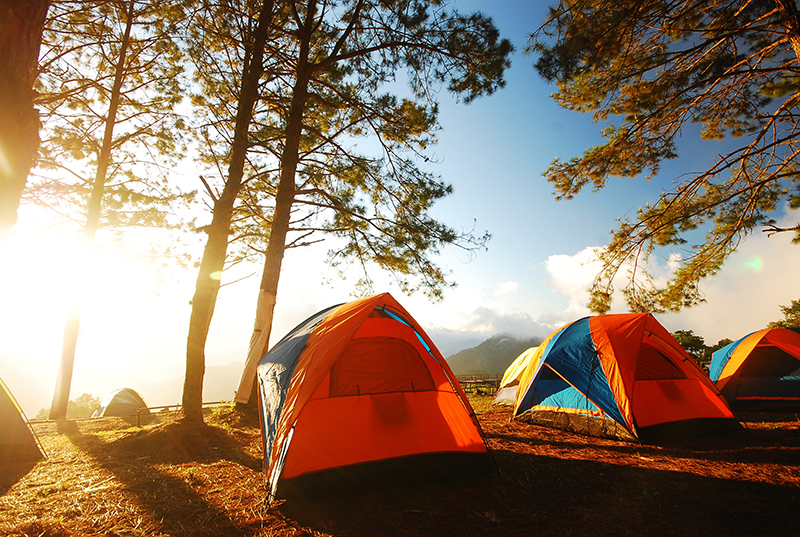 Rent camping equipment and gear in Denver
