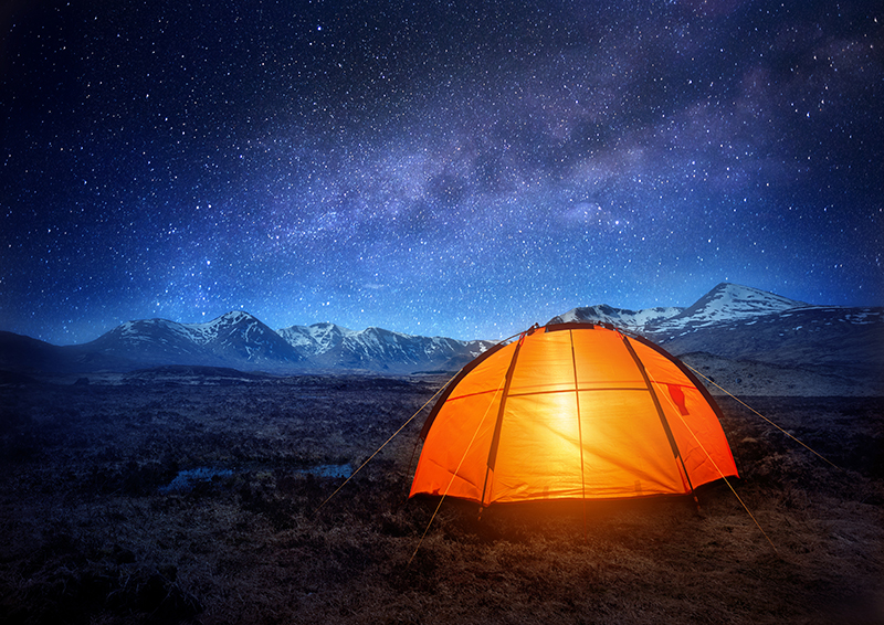 3 First Steps to Cool Fall Camping!