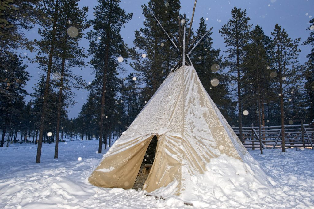 Rent Gear for Winter Camping