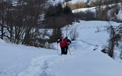 Rent Snowshoes for Ski Mountaineering in Colorado's Front Range