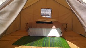 Glamping accessories in Denver