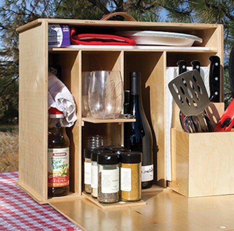 Camp Kitchen Mini Rental