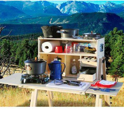 Outdoorsman stocked view