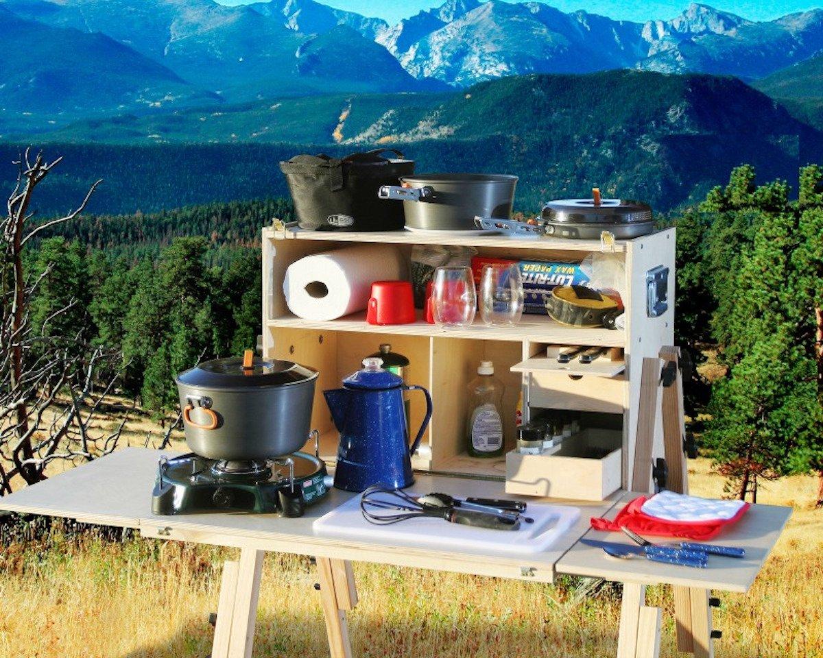Camp Kitchen Outdoorsman Rental