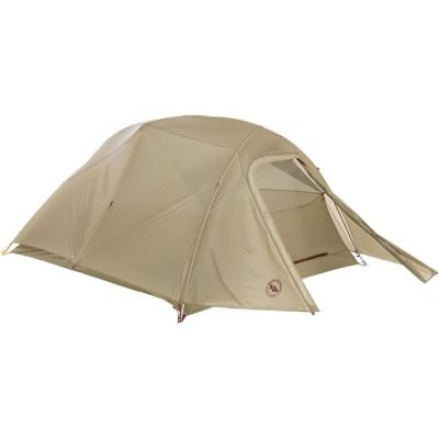 Ultralight Green Tent
