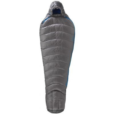 Grey marmot Ion 20 degree bag, mummy shaped
