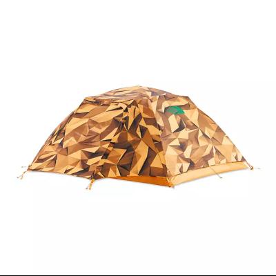 The North Face Orange 2 Person tent
