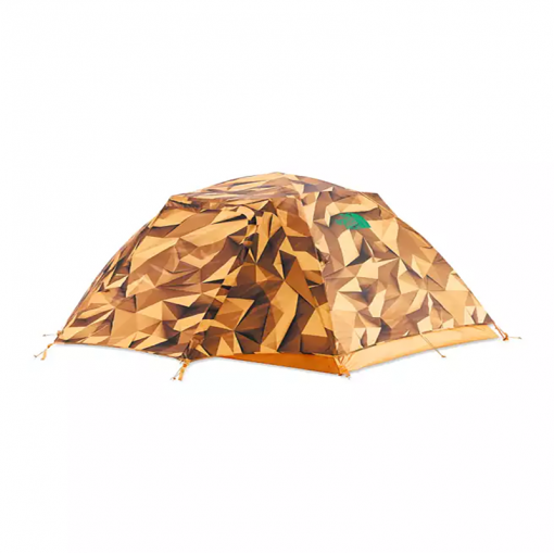 The North Face Orange 2 Person tent