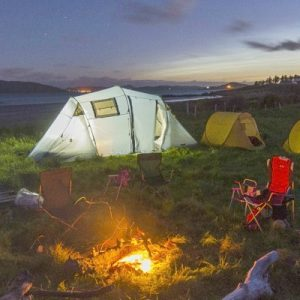 Family camping rental packages