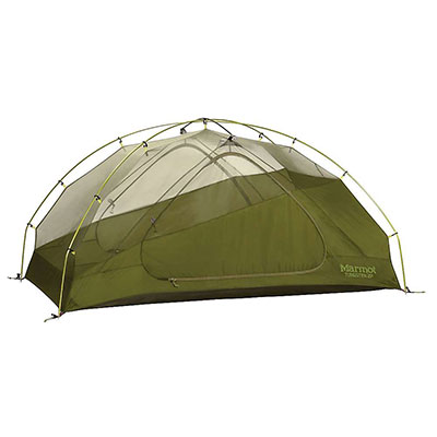 2p tent without rainfly