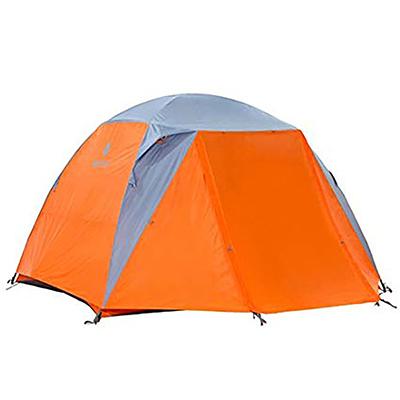 6p Orange tent With rainfly