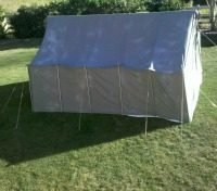 Canvas Tent for Hunting