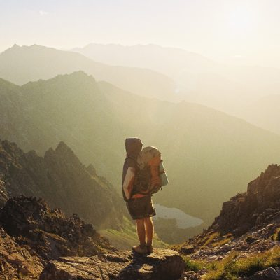 Backpacking Rental Package