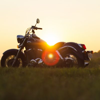 Motorcycle Rental Camping Gear