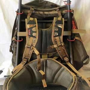 Rent frame pack for hunting trip