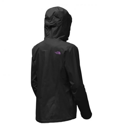 Women's Venture 2 Black/Bellflower purple Back