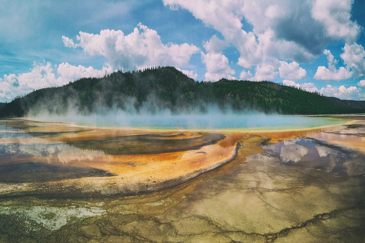 Yellowstone Camping Rental | Yellowstone Tent Rental ...