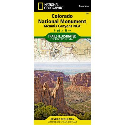 Hiking maps for Colorado