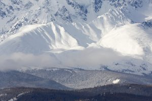 Staying safe in avalanche terrain