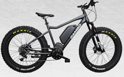 Be More Free, Social and Mobile with Rambo Campground Bikes