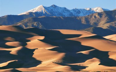 Hiking, Backpacking & Camping in the Great Sand Dunes National Park