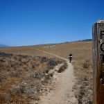 Southern California, Pacific Crest Trail sign