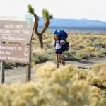 Southern California, Pacific Crest Trail
