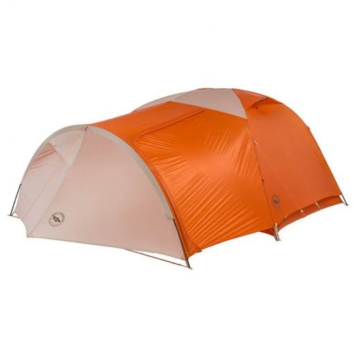 Copper Spur Tent hotel vestibule