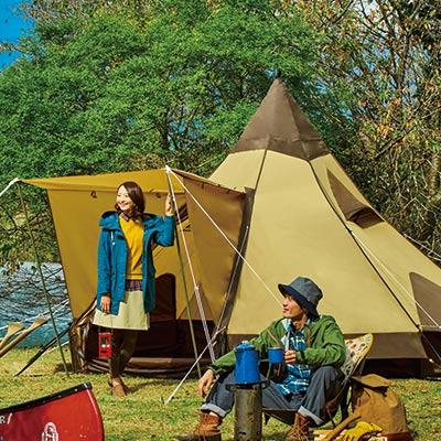 Diy Santa Fe Bell Tent Rental
