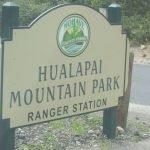 Hualapai Mountain Park, Arizona