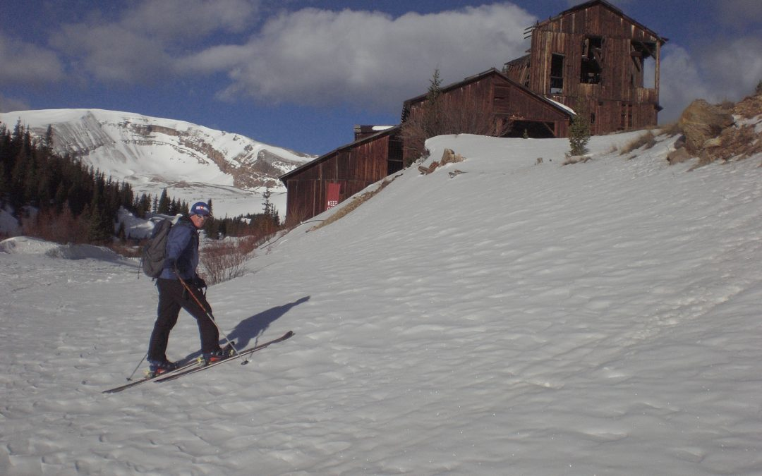 Exploring Denver's Backyard for Early Spring Snowshoeing, Skiing and Hiking
