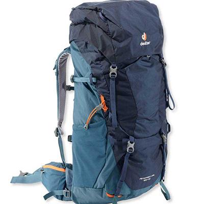 Blue Adjustable Backpack