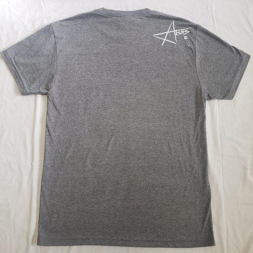Aksels Mens Arrow Shirt back View