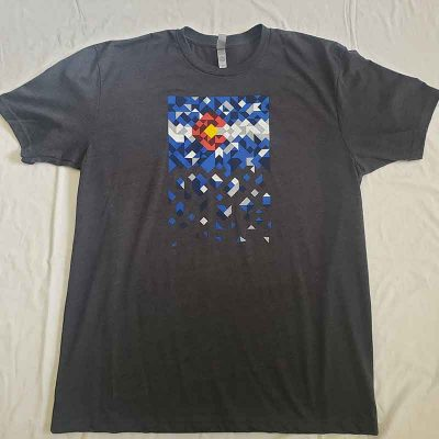 Colorado Scatter Shirt Front